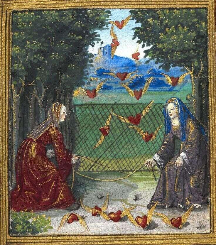 Szerelem a középkorban