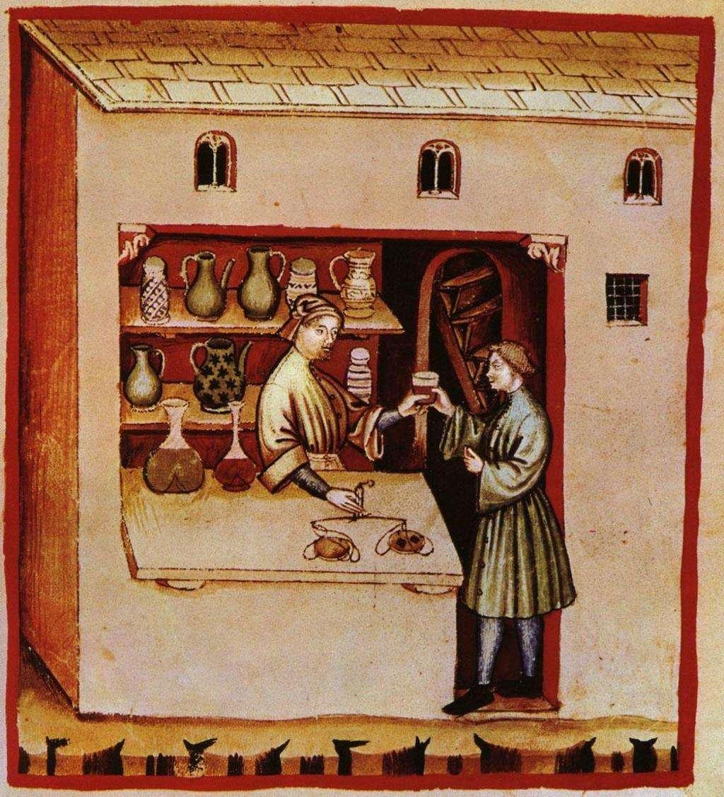 A királynék középkori illatszere
