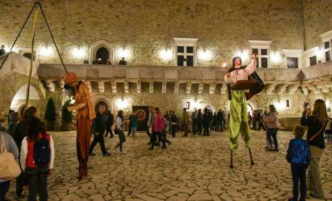 Szent Iván éj a Diósgyőri várban