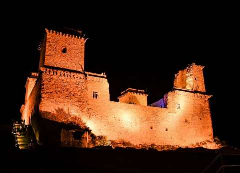 Mysterious Night in the Castle of Diósgyőr