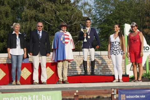 Mento Kupa B.-A.-Z. Megyei Döntő