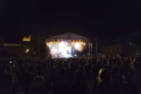 Rapülők concert