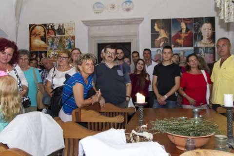 Szerelem, hűség, cselszövés - Titokzatos éjszaka a Diósgyőri várban