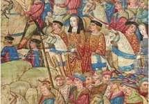 Anna királyné útja Magyarországra